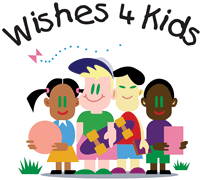 Wishes 4 Kids logo