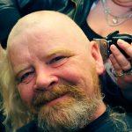 Sponsored Head Shave