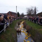 Cosby Boxing Day Duck Race