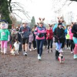Rudolph Run at Bradgate Park