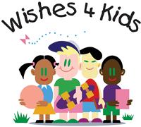 Wishes 4 Kids logo