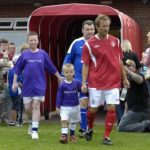 Legends Charity Football Match Leicester v Nottingham
