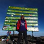 Iain Hurr – Mt Kilimanjaro