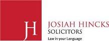 Josiah Hincks Solicitors